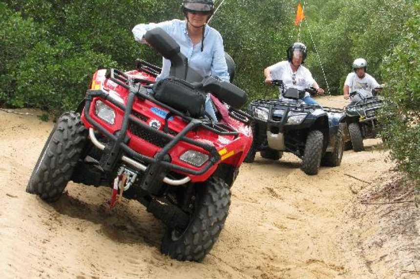 Record number of ATV deaths in Sask.