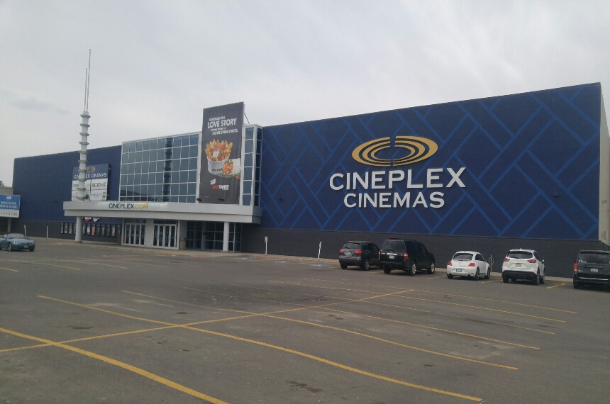 Second IMAX theatre coming to Regina