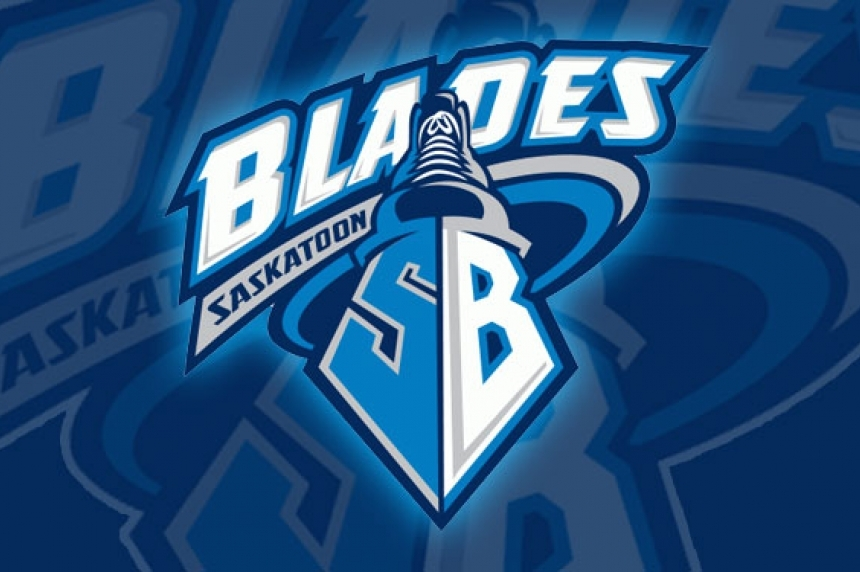 Blades open season with a win