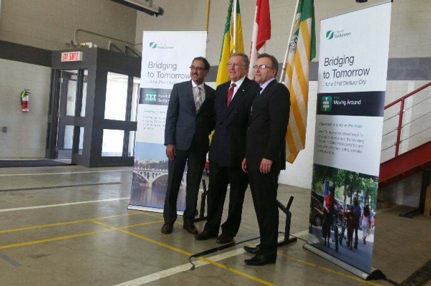 Feds, province promise money for new Saskatoon interchange