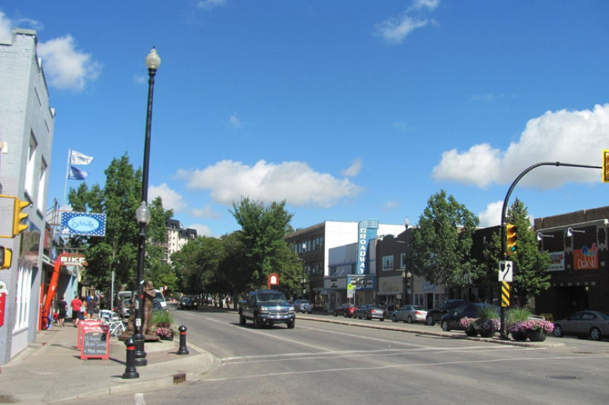 Saskatoon water main, repaving project on Broadway coming down the pipes in May