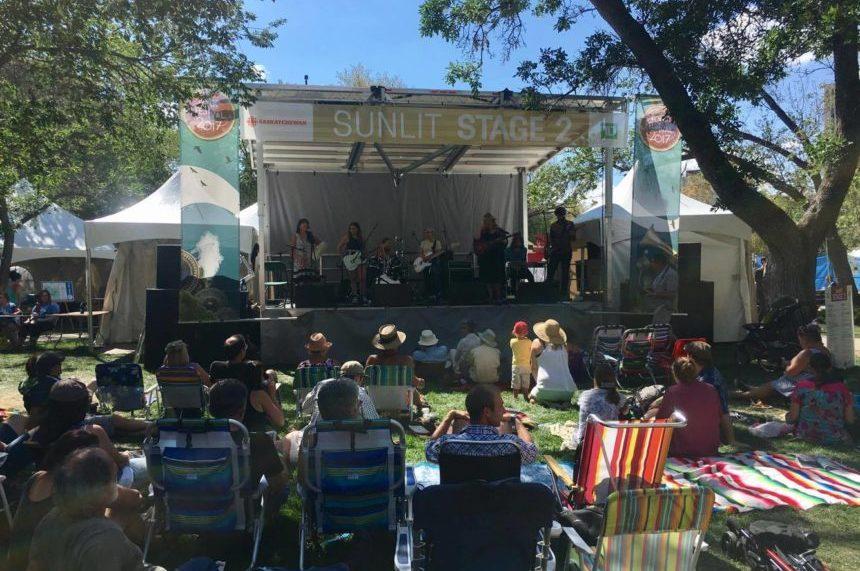 Folk Festival performer Carol Rose promotes inclusivity