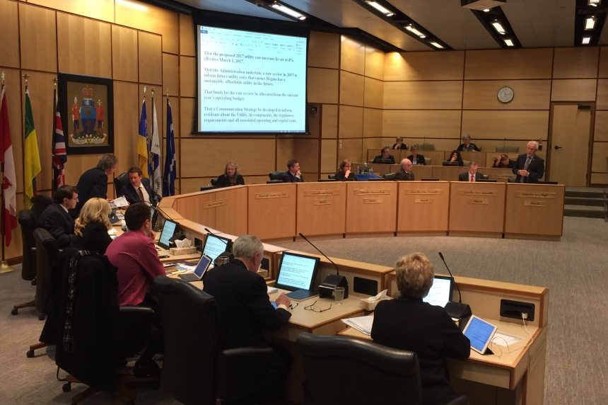 Regina property tax increase falls to 3.99%; water rates down too