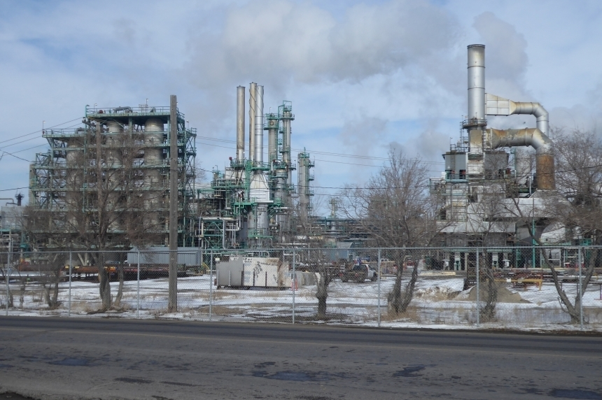 Annual maintenance and repairs underway at Co-op Refinery