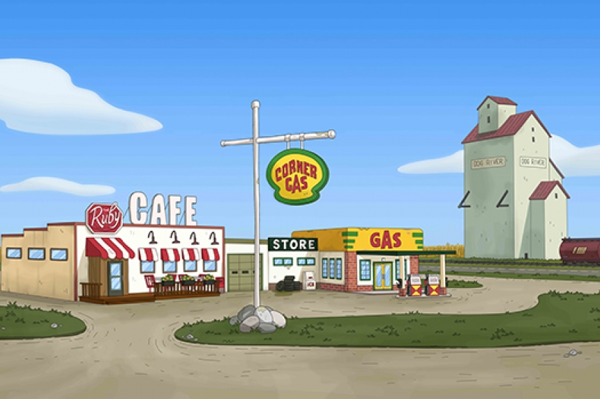 Cartoon 'Corner Gas' coming to the small screen in 2017