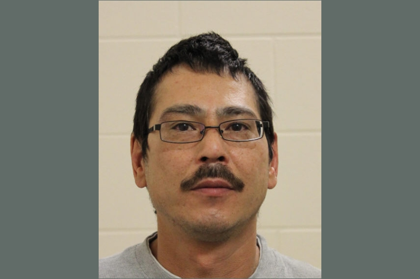 Wanted Sask. man been avoiding RCMP for 20 months