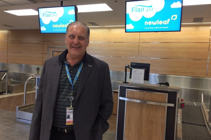 NewLeaf hoping to add more flights to, from Regina for Christmas