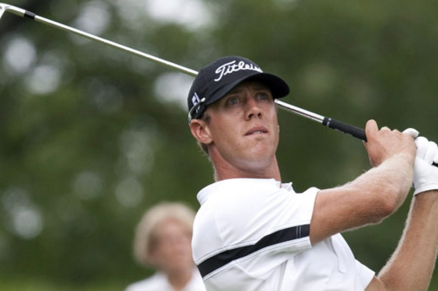 'Enough is enough' DeLaet tweets to airline after clubs go missing