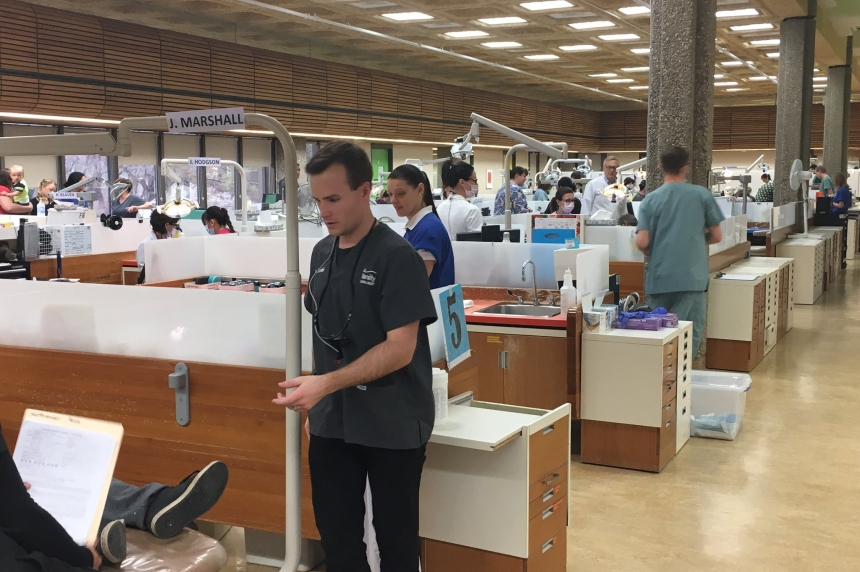 First free dental day helps 200 less fortunate