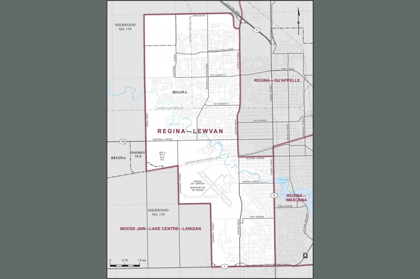 Regina-Lewvan candidates ready to run in newest riding