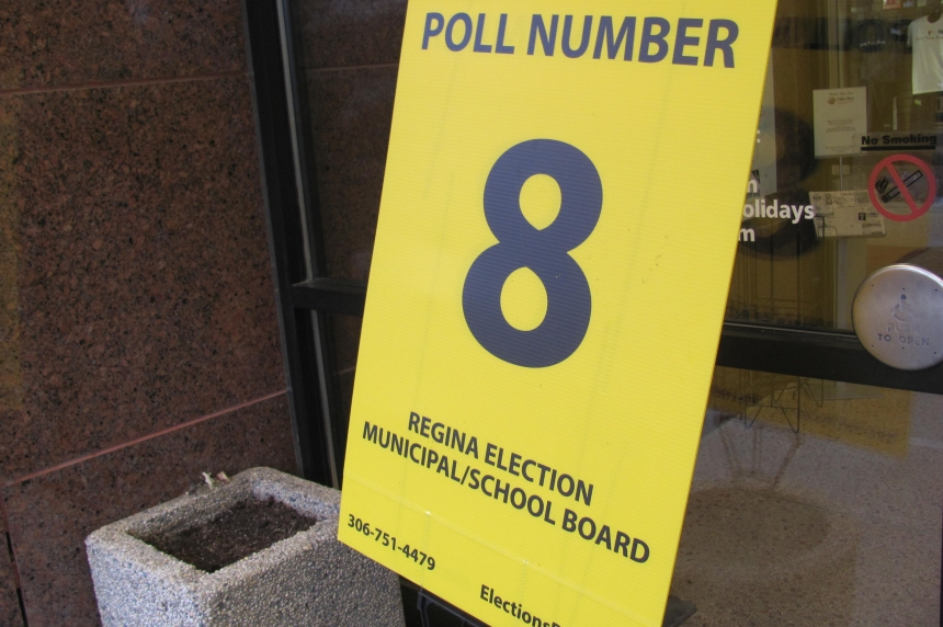 Polls open for Regina civic election