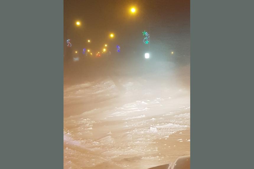 Estevan, southeast Sask. digging out after blizzard