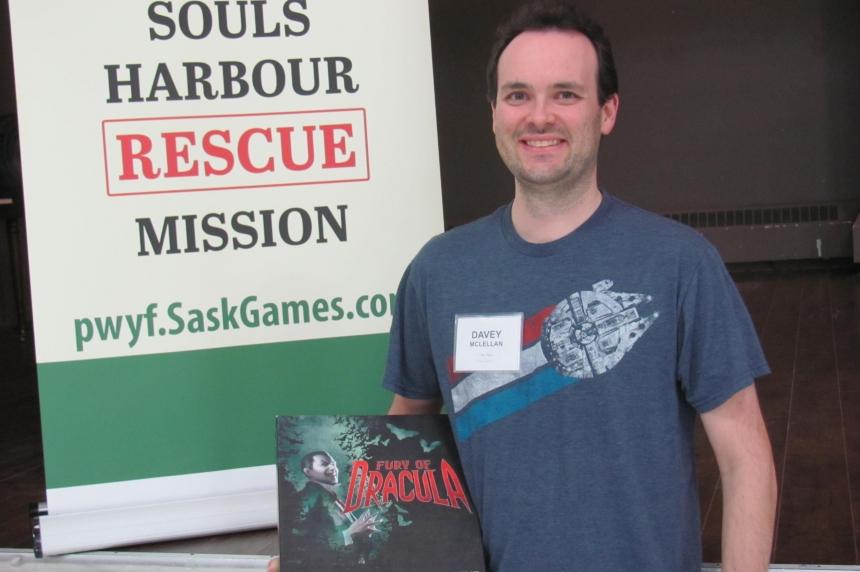 Regina gamers raise thousands for Souls Harbour
