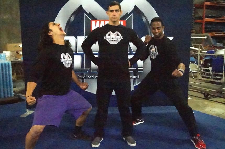Marvel Universe brings superheroes, villains to life