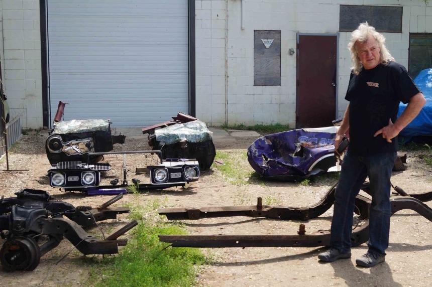 Man sentenced for role in Saskatoon drag racer theft