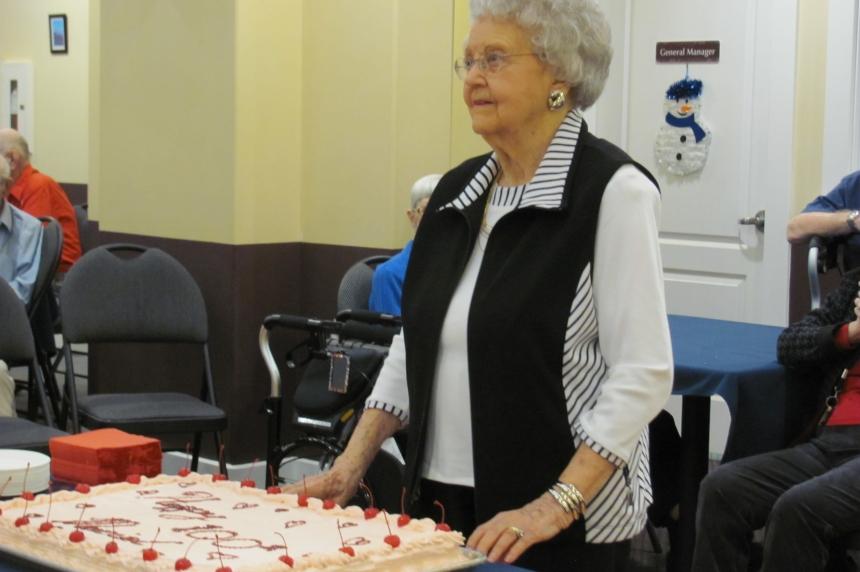 Born in 1916: Regina woman celebrates a century in Sask.