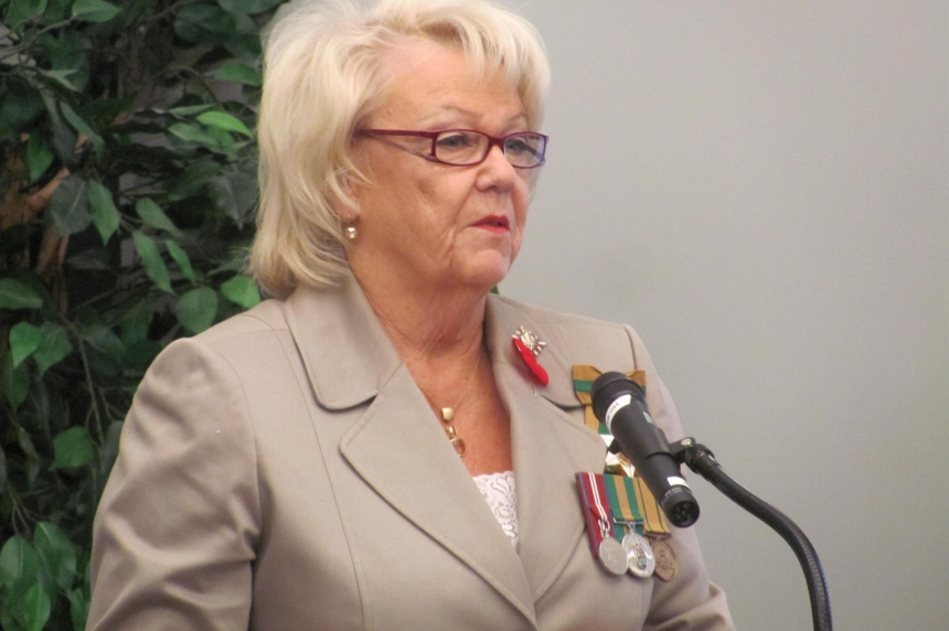 Schofield reflects on time as Lt. Governor of Sask.
