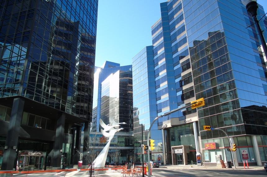 Regina's economic report card showing steady increase