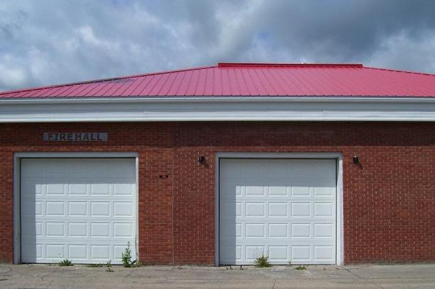 Fire departments step up after Rose Valley loses fire hall