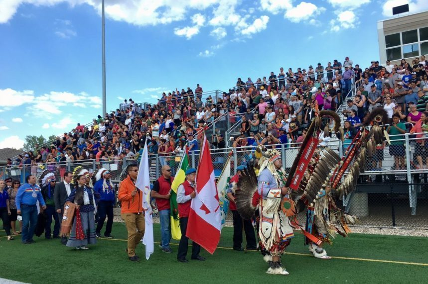 Saskatchewan First Nations Summer Games kick off in Regina