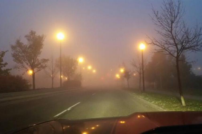 Saskatoon fog delays morning commute