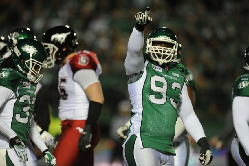 Tearrius George staying with Riders, club releases 2 others