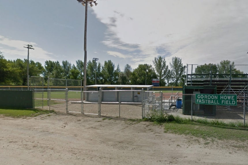 Softball field named in honour of longtime player, coach