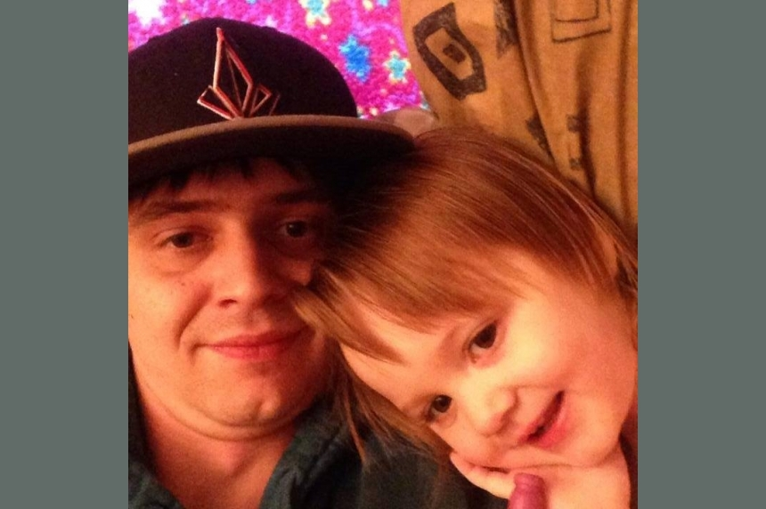 Suspect in death of Alberta girl, father out of hospital, back in jail