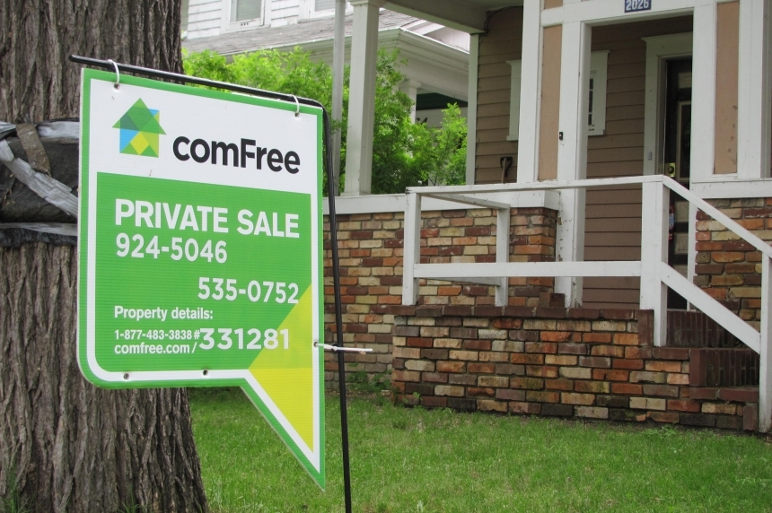 House prices up, condo prices down in Regina