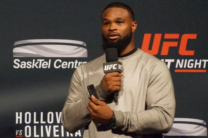 UFC contender not looking past next bout