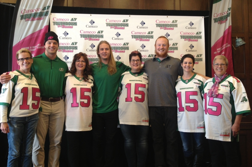 Hope for the fight: Touchdown for Dreams grants wishes for women fighting cancer