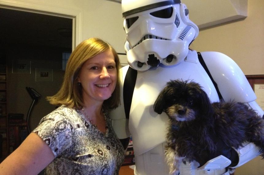 Star Wars previews to unite Regina fans