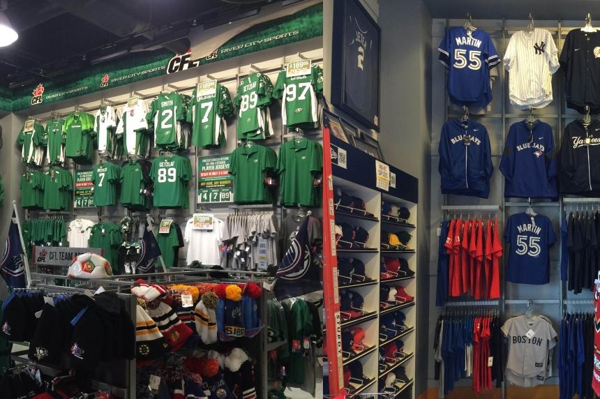 Saskatoon sports fans looking more blue than green