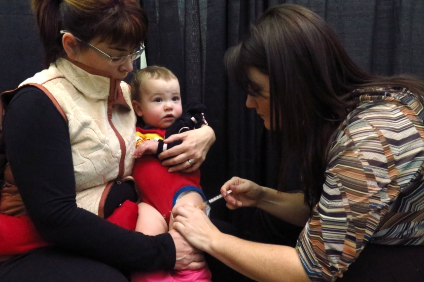 Province reminds parents to get their kids immunized