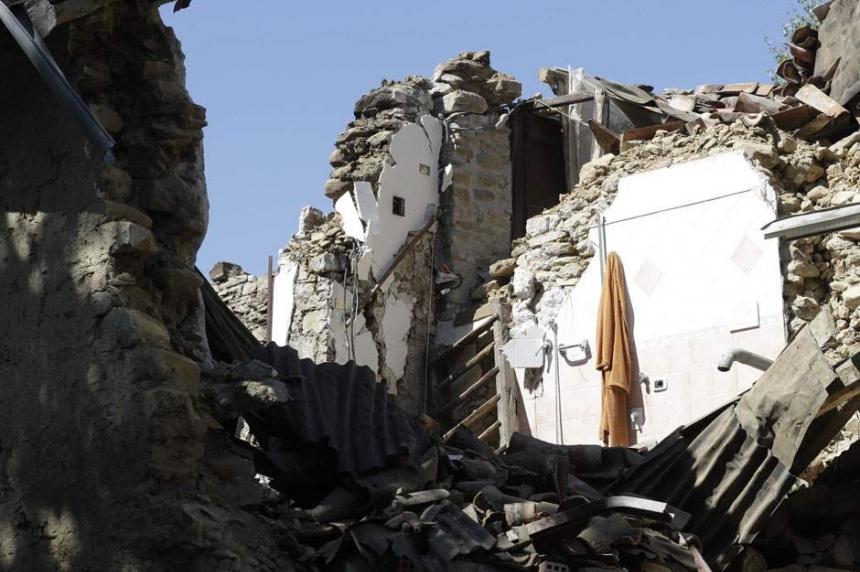 Saskatoon Italians organize fundraiser for earthquake relief
