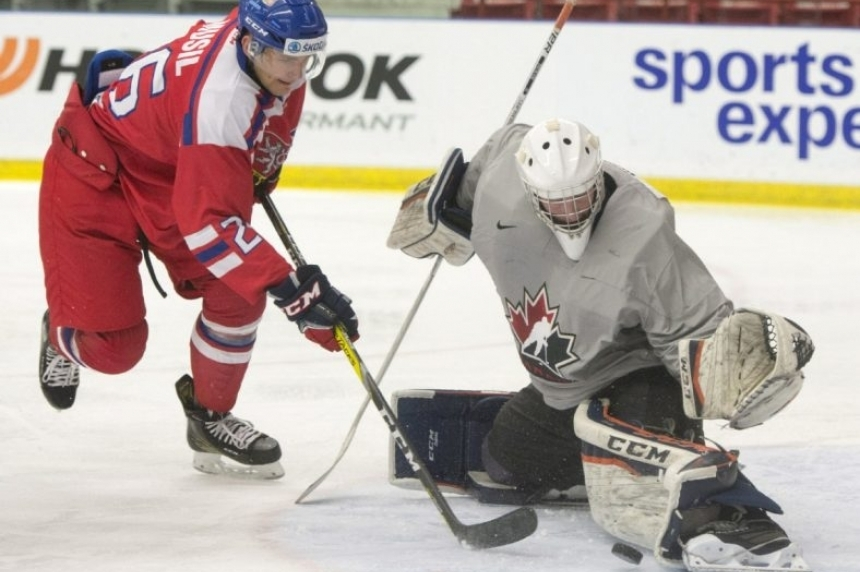Coach, goalie from Imperial, Sask. on World Juniors team