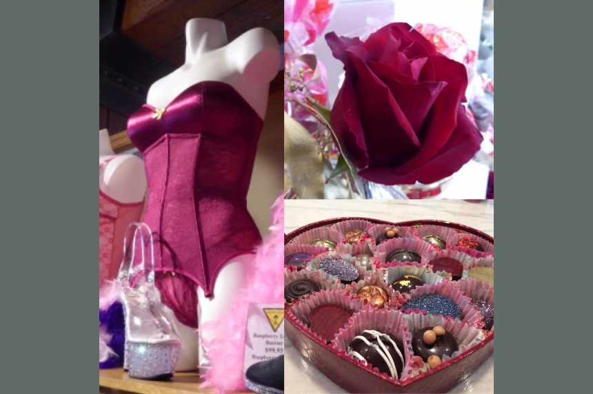 Martel on the Move: Finding the perfect Valentine's Day gift