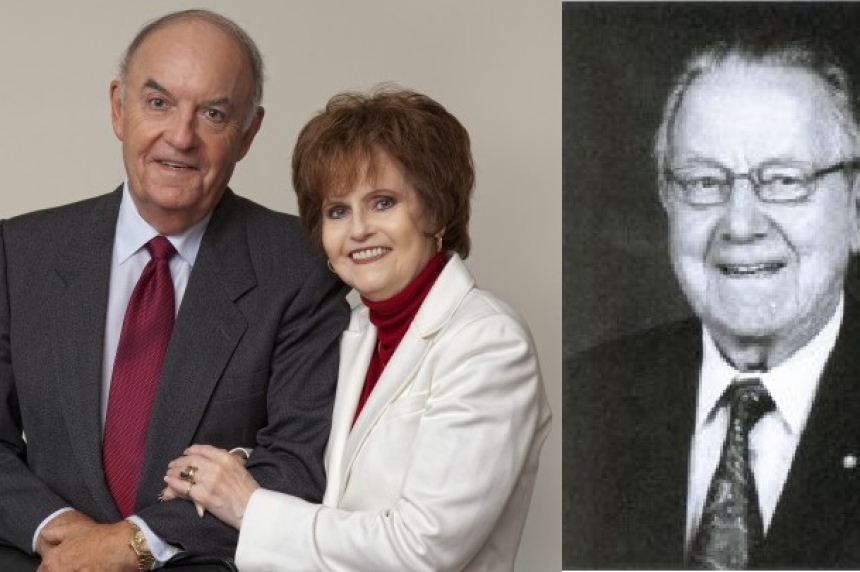 Long-time Saskatonians to receive Order of Canada honours