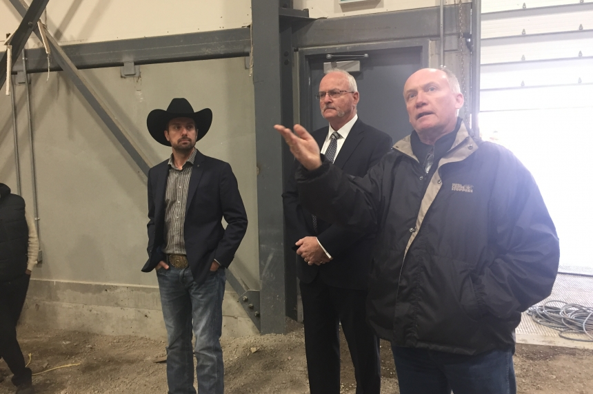 Regina's new International Trade Centre ready for first big rodeo: Agribition