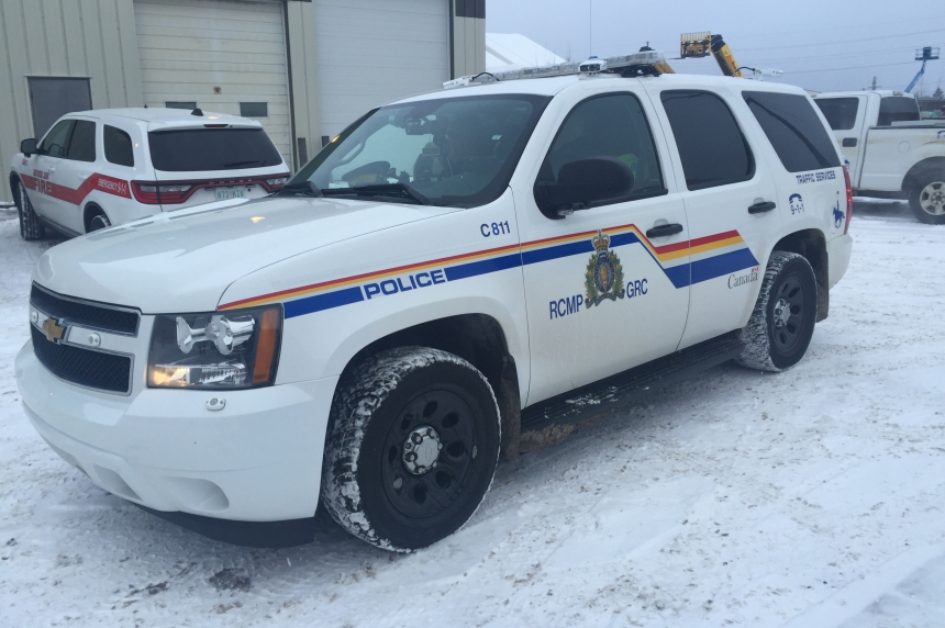 RCMP investigate bank robbery in Holdfast, Sask.