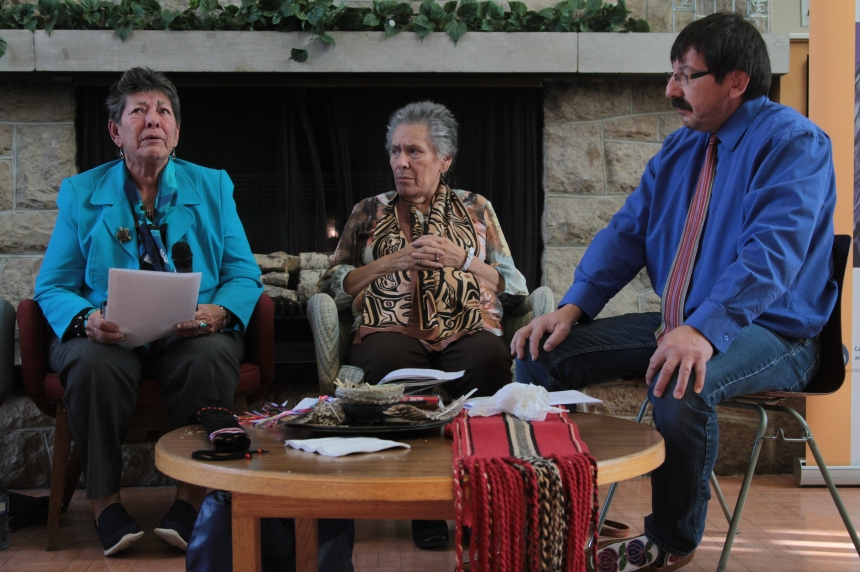 '60s scoop victims share stories to promote healing