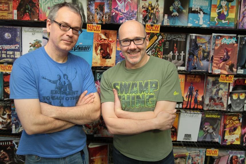 Saskatoon comic shop nominated for international award