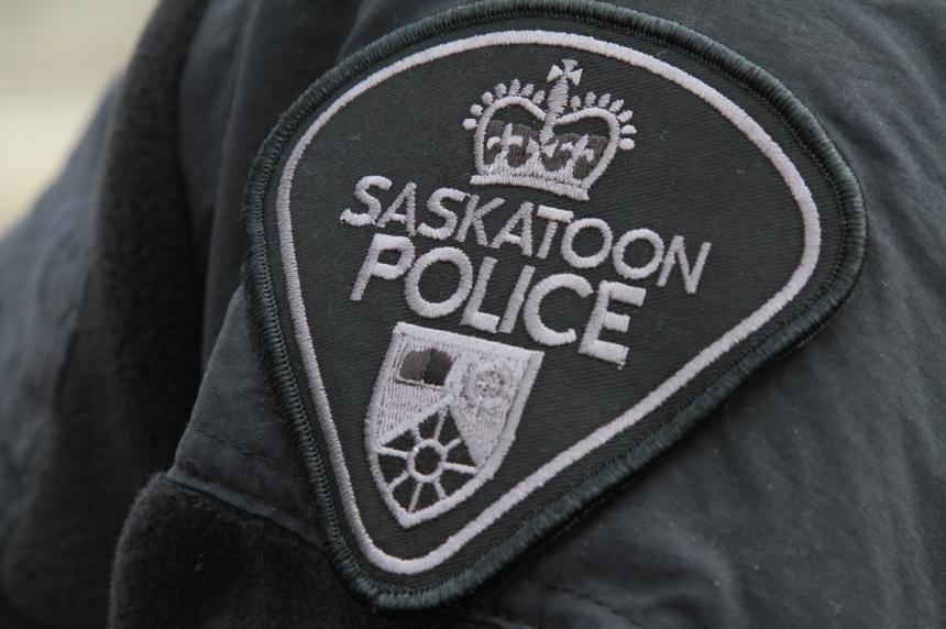 Saskatoon police taser man threatening to harm himself