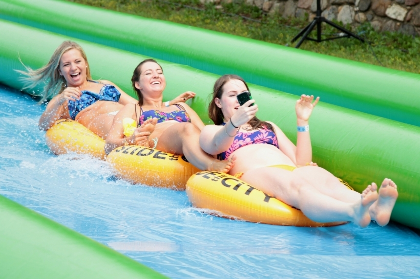 Family turned away from Slide the City wants refund