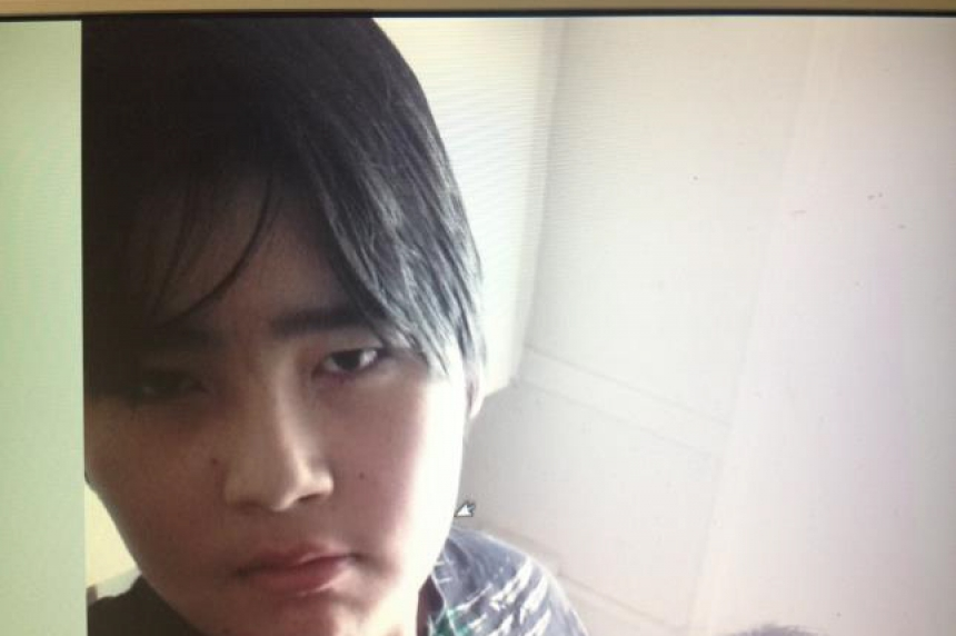 Missing 13-year-old Regina boy found