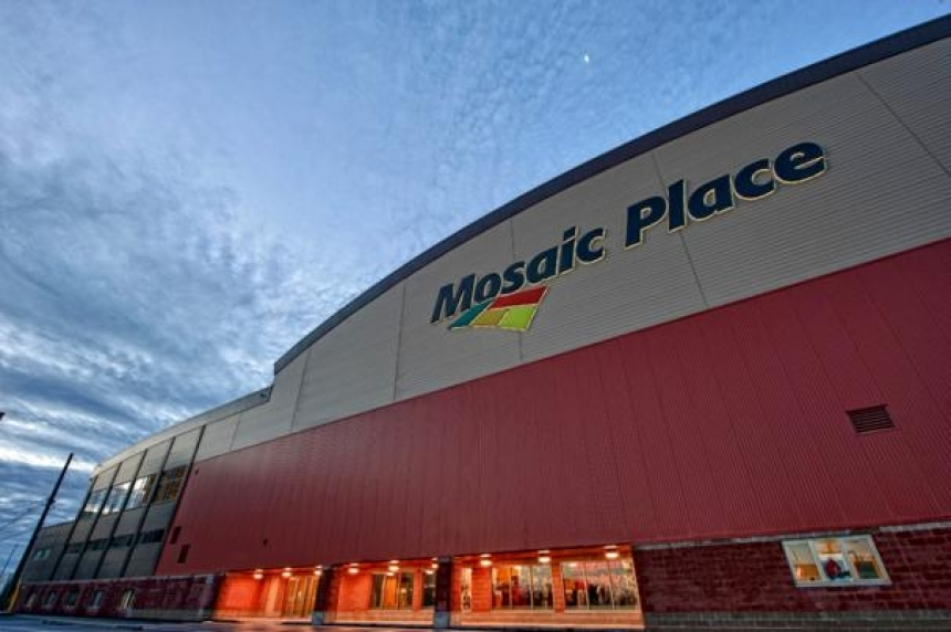 Moose Jaw's Mosaic Place tops in western Canada for event tickets sold