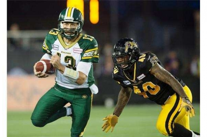 Roughriders' Eric Norwood on the mend from ACL injury