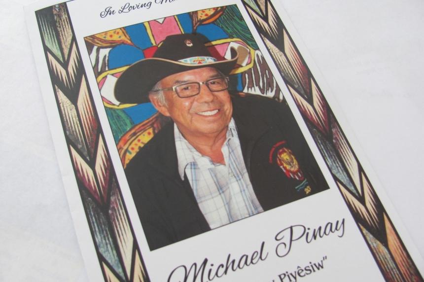 Michael Pinay remembered fondly at memorial
