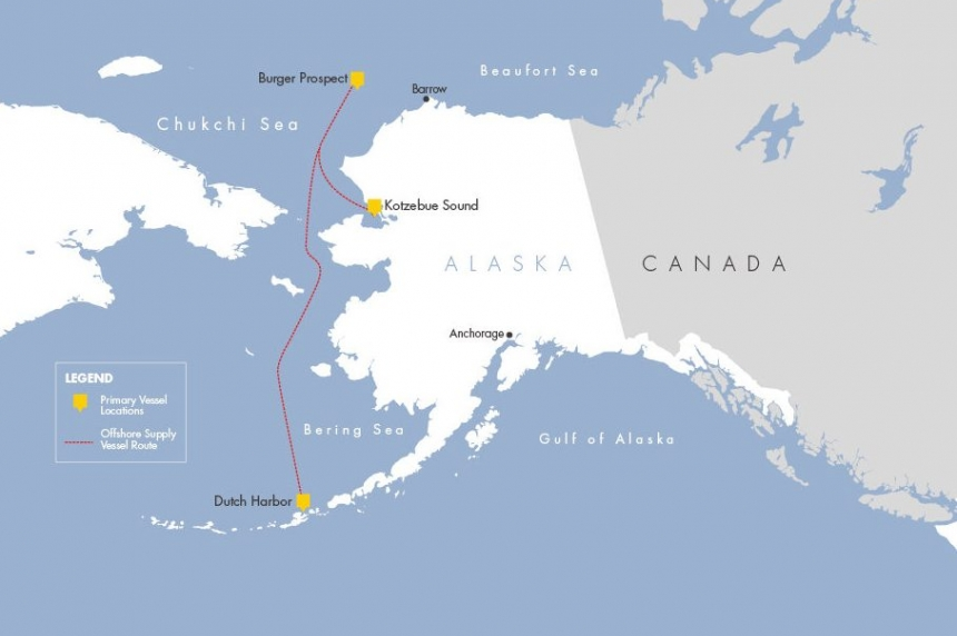 Shell approved to drill for oil in Arctic Ocean near Alaska