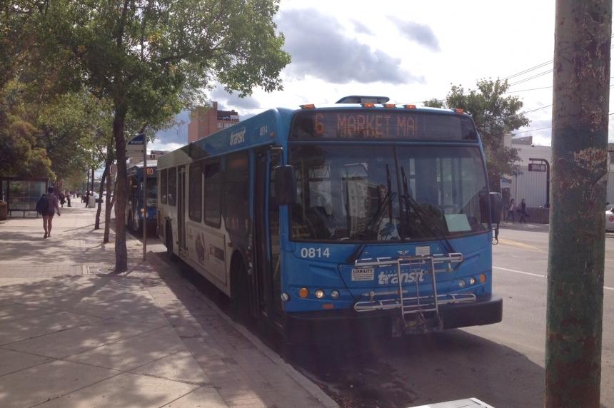 Sick calls lead to major transit disruptions in Saskatoon